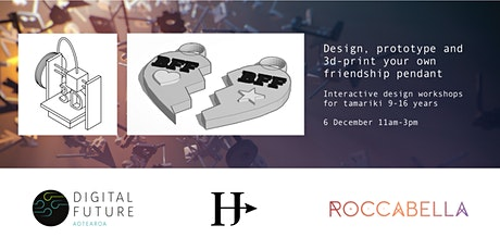 Tech day at Roccabella - tamariki workshops tickets
