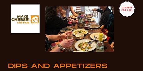 Dips and Holiday Appetizers tickets
