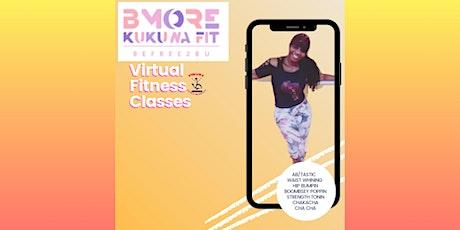 Virtual Kukuwa®Bmore tickets
