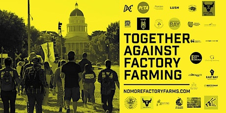 Together Against Factory Farming - December Day of Action tickets