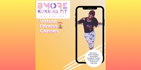 Virtual Kukuwa®Bmore Mthly tickets