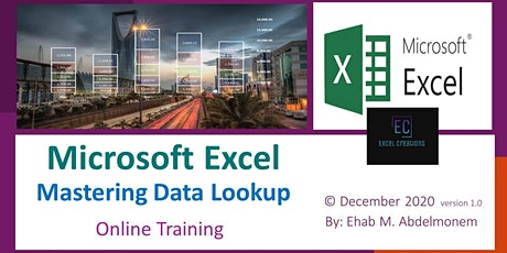 Mastering Data Lookup with Microsoft Excel tickets