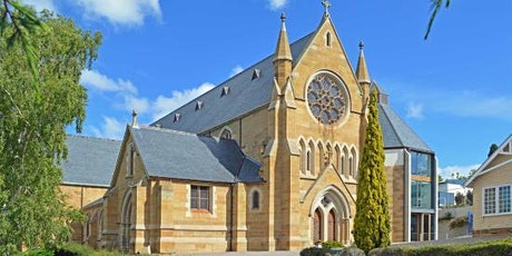 Hobart Cathedral Parish Christmas Mass 2020 tickets