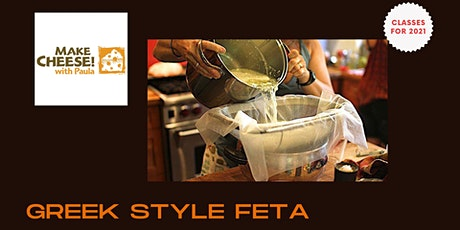Greek Style Feta tickets
