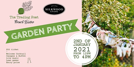 The Trading Post's Garden Party tickets