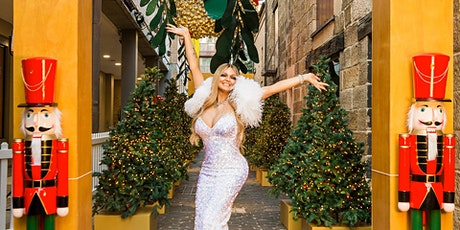 Mariah Carey impersonator live at The Rocks Christmas Markets tickets