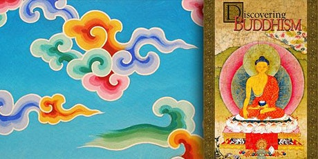 DISCOVERING BUDDHISM: Wisdom of Emptiness (ONLINE) tickets