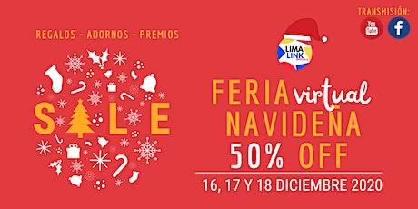 FERIA NAVIDEÑA LimaLink delivery entradas