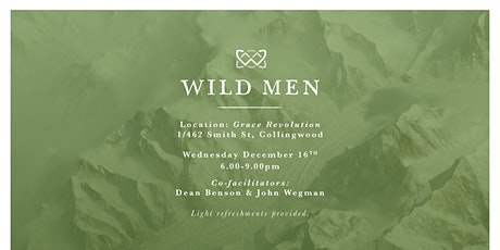 Wild Men: Closing 2020 — 16/12 tickets