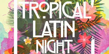 Club 50/50 New Years Eve Tropical Latin Night tickets