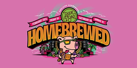 HomeBrewed tickets