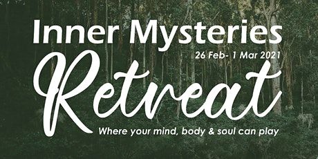 Inner mysteries nature retreat tickets