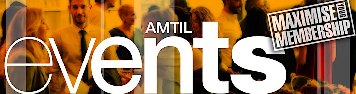 AMTIL NSW Maximise Your Membership networking event image