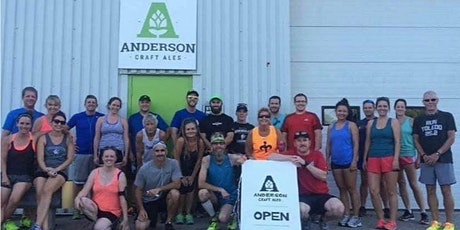 Anderson's Run Club tickets