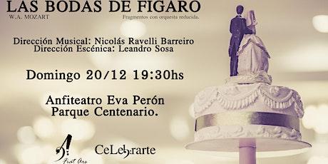 """Gala Lirica """" Las bodas de Fígaro"""" entradas"""