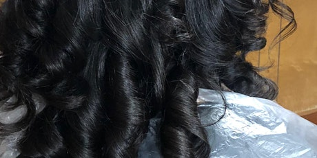 Natural Styling (Press & Curl) tickets