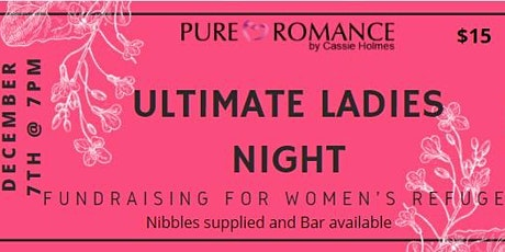 Ultimate Ladies Night tickets