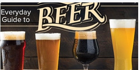 The Everyday Guide to Beer Free Workshop tickets