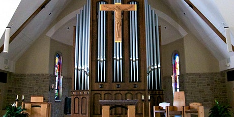 Saturday Vigil Mass (Spanish)  6:00 PM on  December 5,  2020 boletos
