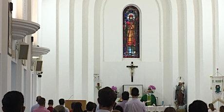 Messe du samedi 12 décembre tickets