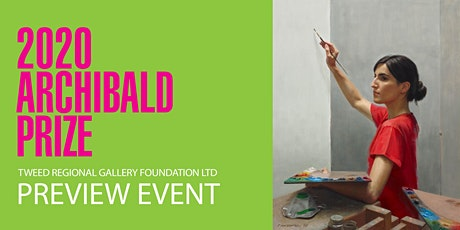 Foundation Preview  | 2020 Archibald Prize Touring exhibition tickets
