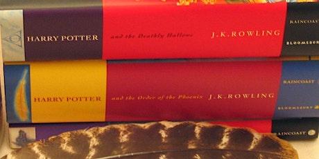 MSRC - Wonder Club: Harry Potter Edition - Hub Library tickets
