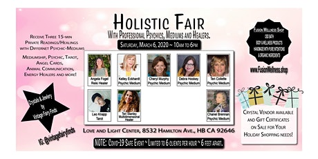 Holistic Fair tickets
