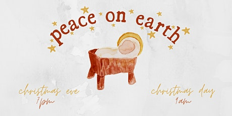 'Peace On Earth' - Christmas Day at EBC tickets