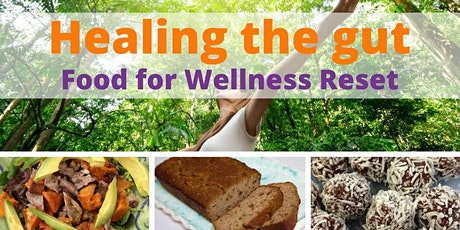 Food for Wellness Reset - 8 week course tickets