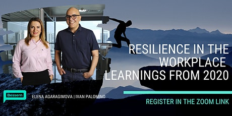 Resilience in the Workplace - Learnings from 2020 tickets