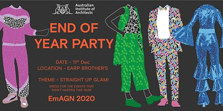 EmAGN 2020 End of Year Party tickets