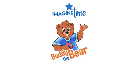 ImagineTime's Buddy the Bear Christmas Party for kids! tickets