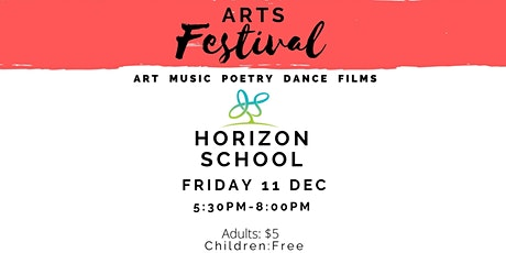 Horizon School Arts Festival tickets