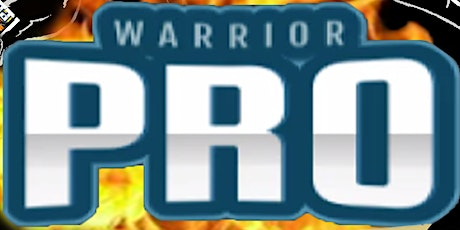 Warrior pro Wrestling Private viewing (Black Friday) 3rd Row sets tickets