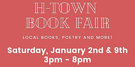 H-Town Book Fair tickets