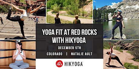 Yoga Fit at Red Rocks with Hikyoga Colorado tickets