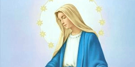 Immaculate Conception Mass - Tuesday, December 8, 2020 tickets