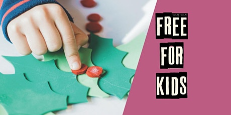 FREE Kids Holiday Crafts tickets