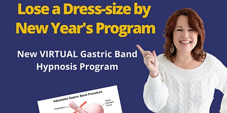 Lose a Dress Size by New Year's without Food, Diet or Party Restrictions tickets