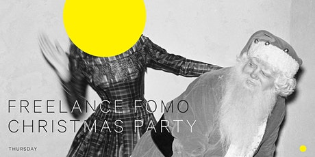 Freelance FOMO Christmas Party tickets