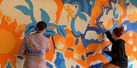 FREE EVENT: MURAL PAINTING AT UPARK RUNDLE STREET tickets