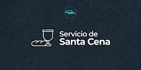 Servicio de Santa Cena tickets