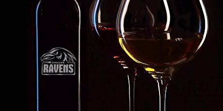 Oregon Ravens Wine & Raffle tickets