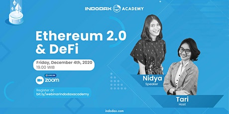 Webinar Indodax Academy tickets