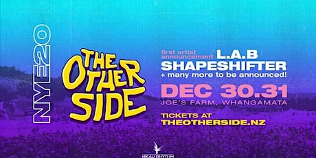 NYE20 The Other Side(R18) tickets