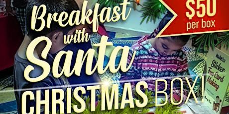 Breakfast with Santa Christmas Box! tickets