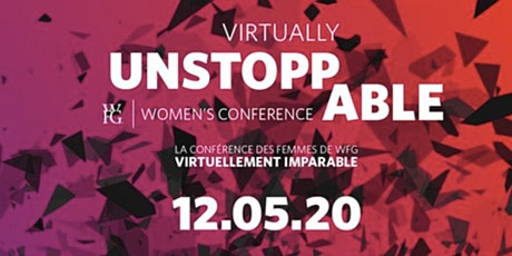 VIRTUALLY UNSTOPPABLE WOMENS CONFERENCE tickets
