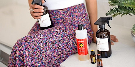 Low Tox Living with Essential Oils - Online Class tickets