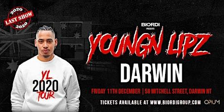 Youngn Lipz  - Darwin Show 2020 (+18) tickets