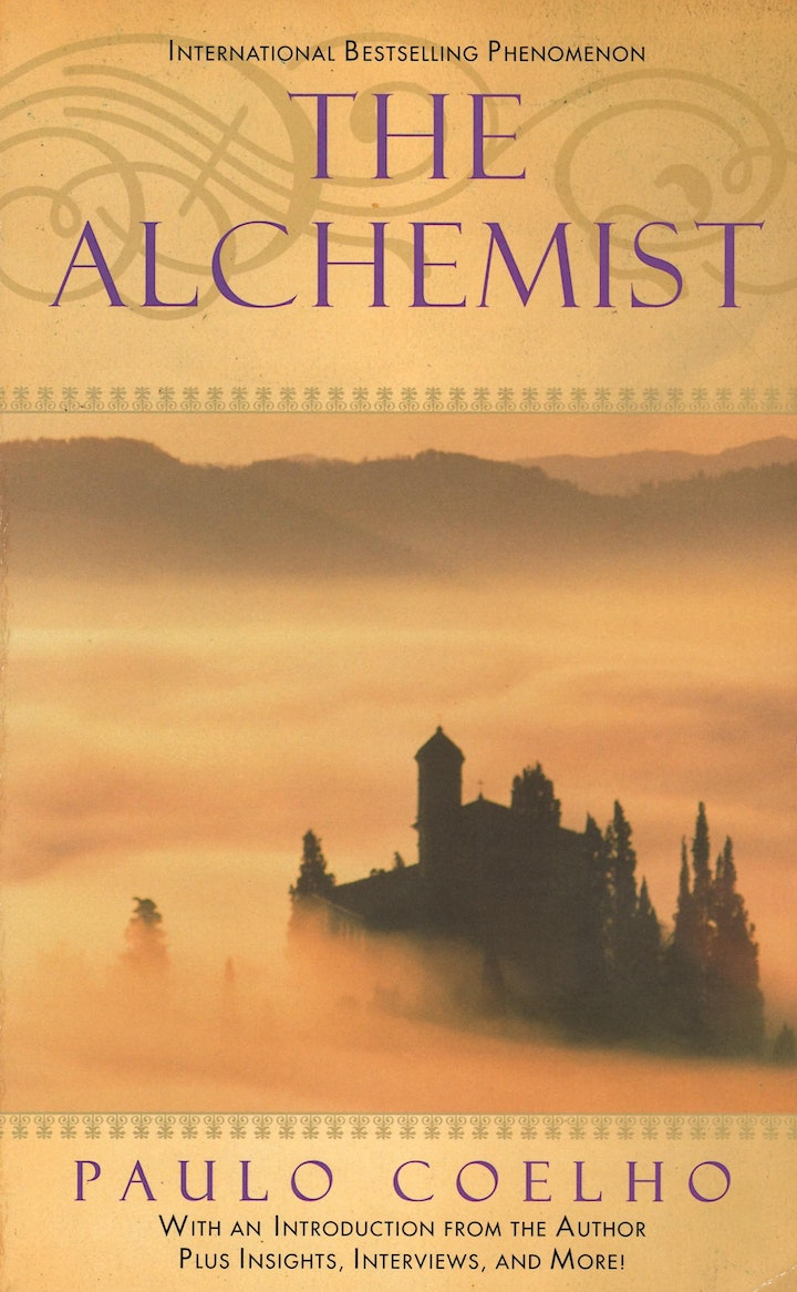 Book Review & Discussion : The Alchemist image